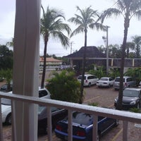 Photo taken at Outrigger Beach Hotel & Resort by Tom E. on 10/29/2011