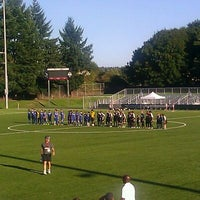 Photo taken at Starfire Sports by Donald T. on 9/24/2011