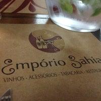 Foto tirada no(a) Emporio Bahia por Pablo P. em 8/10/2012