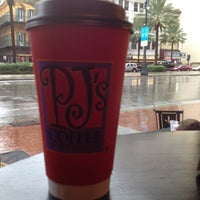 Photo taken at PJ's Coffee by Keith P. on 8/18/2012