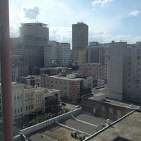 Photo taken at Chateau LeMoyne - French Quarter, A Holiday Inn Hotel by Steven H. on 3/6/2012