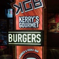 Photo taken at KGB: Kerry's Gourmet Burgers by Stephen F. on 1/5/2011