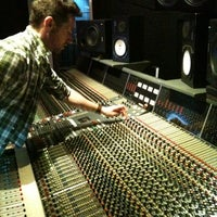 Photo taken at Windmill Lane Recording Studios by Aisling J. on 10/26/2011