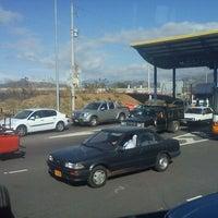 Photo taken at Peaje Brasil de Santa Ana by Jose P. on 3/1/2012