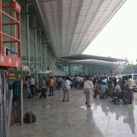 Photo taken at Chaudhary Charan Singh International Airport (LKO) by Paul A. on 6/7/2012