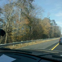 Photo taken at Interstate 95 by Jeffrey M. on 11/19/2011