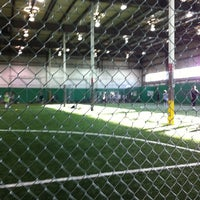 Photo taken at Foothills Soccer by Al C. on 1/7/2012