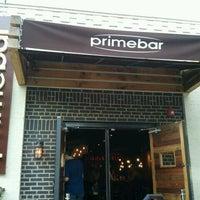 Photo taken at Primebar Dallas by Rob K. on 5/4/2012