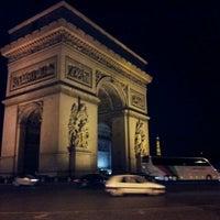 Photo taken at Place Charles de Gaulle by Takashi K. on 9/28/2011