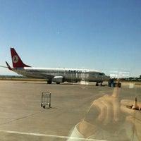 Photo taken at Van Ferit Melen Airport (VAN) by Samet K. on 7/26/2012