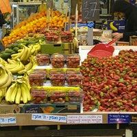 Photo taken at Petach Tikva Market by Meidad H. on 2/16/2012
