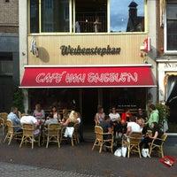 Photo taken at Café van Engelen by Hein v. on 8/4/2012