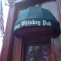 Photo taken at Nancy Whiskey Pub by Jordan Z. on 11/29/2011
