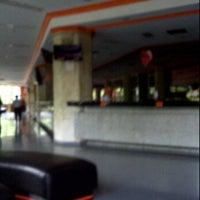 Photo taken at Kantor Pos Jakarta Pusat by Hari W. on 1/19/2012