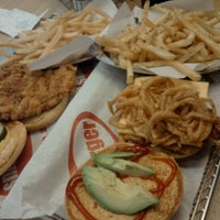 Photo taken at Smashburger by W M. on 12/17/2011