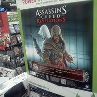 Photo taken at GameStop by La Joi S. on 11/15/2011