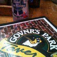 Photo taken at Govnr's Park Tavern by Erik Z. on 4/4/2012
