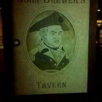 Photo taken at John Brewer's Tavern by Jonathan Harris F. on 9/29/2011