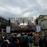 Photo taken at Oper für alle by Dieter M. on 7/14/2012