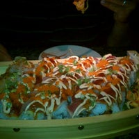 Photo taken at Nishiki Sushi by Jennie W. on 9/14/2011