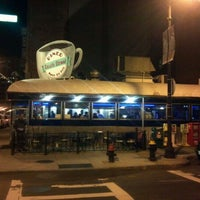 Photo taken at South Street Diner by Allan K. on 6/2/2012