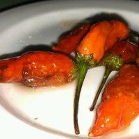 Photo taken at T'afia Restaurant by Joanne W. on 9/14/2011