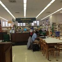 Photo taken at Brooklyn Public Library - Leonard Branch by Edwina H. on 11/25/2011