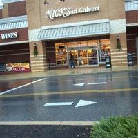 Photo taken at Nick's of Calvert by Tara N. on 12/9/2011