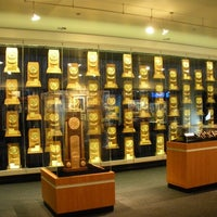 Photo taken at UCLA Athletic Hall of Fame by Ben B. on 1/26/2012