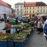Photo taken at Zelný trh by Marek L. on 5/14/2011