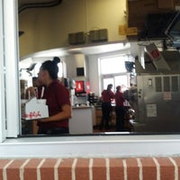 Photo taken at Chick-fil-A 59 & West Airport DTO by Jamie R. on 9/13/2012