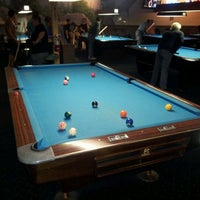 Photo taken at Shoreline Billiards by João F. on 8/17/2012