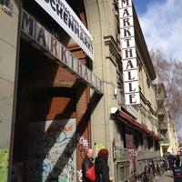 3/11/2012 tarihinde Marjolein v.ziyaretçi tarafından Markthalle Neun'de çekilen fotoğraf