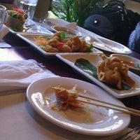 Photo taken at Amarit Thai Restaurant by Daniel D. on 3/28/2012