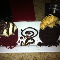 Photo taken at Crave Dessert Bar by Candy C. on 3/30/2011