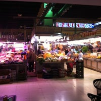 Photo taken at Mercat de Russafa by Miguel A. on 10/29/2011