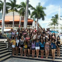 Photo taken at Miami Marriott Biscayne Bay by HTEDance on 2/18/2012