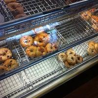 Photo taken at Sunrise Bagels by Damayanti on 8/26/2012
