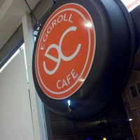 Photo taken at Eggroll Cafe by Sarah H. on 10/21/2011