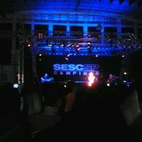 Foto tirada no(a) SESC Campinas por Ariane A. em 12/3/2011