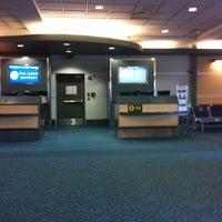 Photo taken at Gate 95 by James O. on 4/15/2012