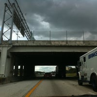 Photo taken at Interstate 4 & Florida State Route 436 by Mitch E. on 9/22/2011