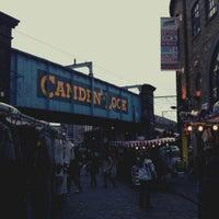 Photo taken at Camden Lock Village by arkanoid k. on 12/4/2011