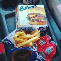 Photo taken at Culver's by CHILLA P. on 6/20/2012