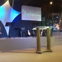 Photo taken at Wellspring Church by Kodi S. on 7/1/2012