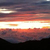 Photo taken at Pu'u 'ula'ula (Haleakalā Summit) by Jerome F. on 11/18/2011