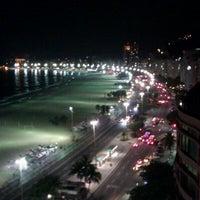Foto tirada no(a) Arena Copacabana Hotel por Rafael R. em 12/8/2011