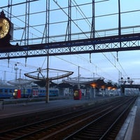 Photo taken at Gare SNCF de Bordeaux Saint-Jean by MikaelDorian on 2/20/2011