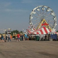 Photo taken at Central States Fairgrounds by Dan D. on 8/23/2011