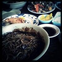 Photo taken at Chef Yu - Yuyu Za Zang by ૮( ⚈້໋͈͡ ૈ ꈊ ⚈້໋͈͡ ૈ)ა .. on 9/9/2012